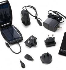 Fuente de alimentación solar Garmin