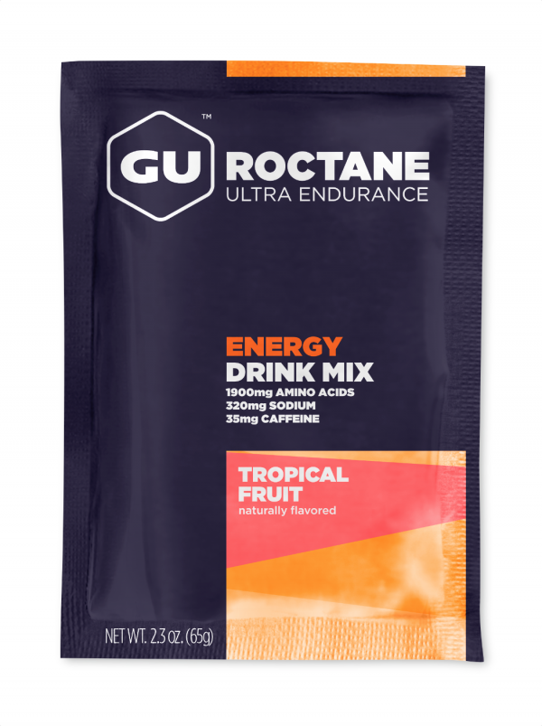 Gu Roctane Energy Drink - Tropical Fruit