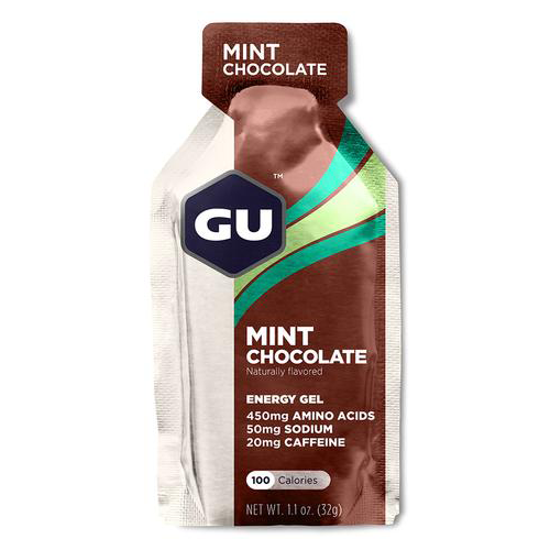 Gel GU Mint Chocolate