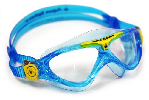 Lente Mascara VISTA Jr (Transp/Aqua) Aqua Sphere