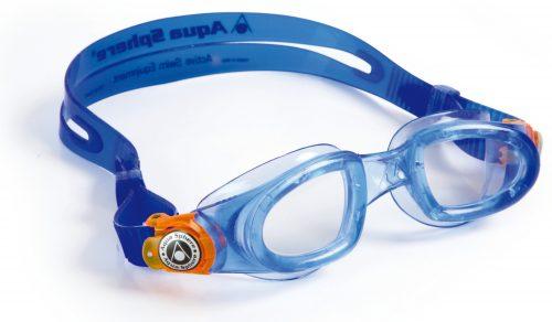 Lentes Moby - Azul Aqua Sphere
