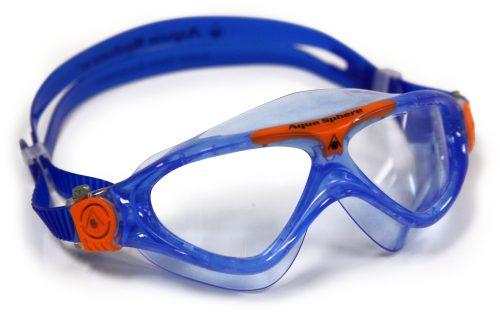 Lente Mascara VISTA Jr (Transp/Azul) Aqua Sphere