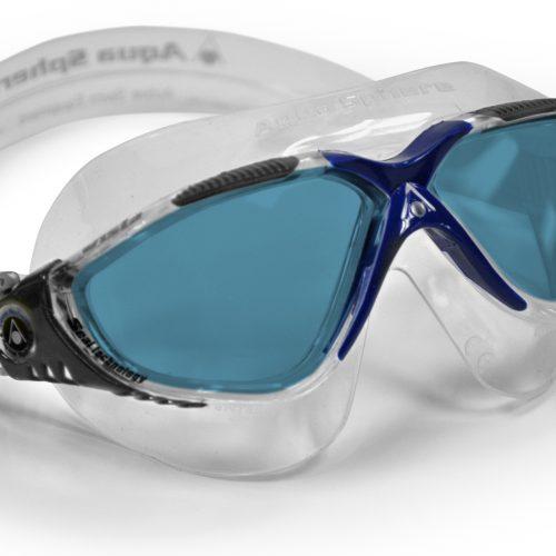 Lente Máscara VISTA (Gris/Azul) Aqua Sphere