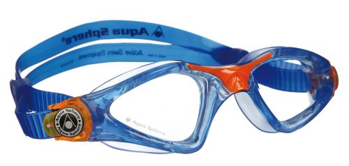 Lente Kayenne Jr. (Azul y Naranja) Aqua Sphere