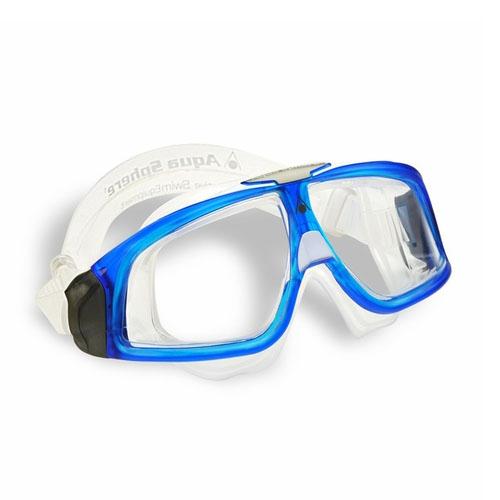 Lente Seal 2.0 (Azul/Transparente) Aqua Sphere