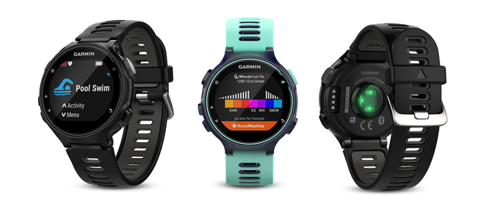 Forerunner 735 colores