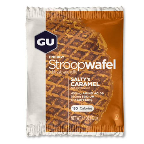 Stroopwafel Salty's Caramel – GU Energy Labs