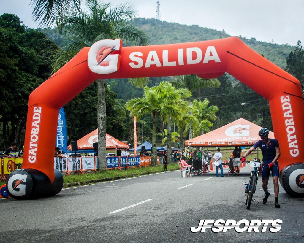 Reto 6 Horas Gatorade – Copa Garmin JF Sports