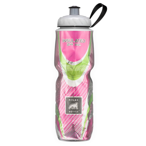 Insulated Pattern Bloom Spin – Polar Bottle
