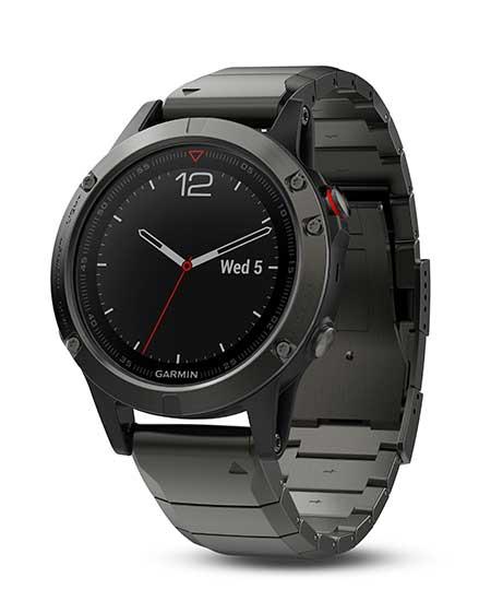 89c3e26f7575 Garmin Fénix 5  Conoce El Nuevo Reloj Deportivo