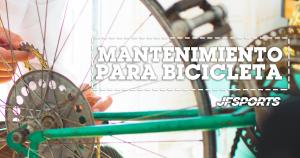 Mantenimiento Para Bicicleta