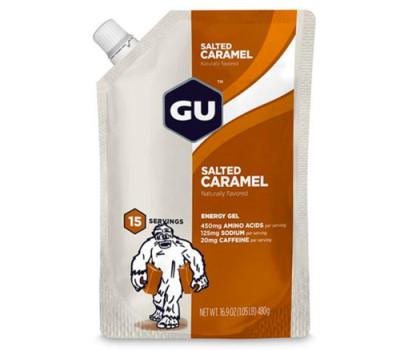 Gu Energy Gel - Salted Caramel
