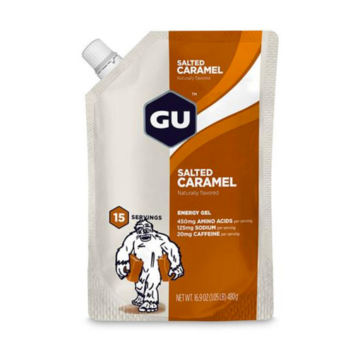 Gu Energy Gel – Salted Caramel