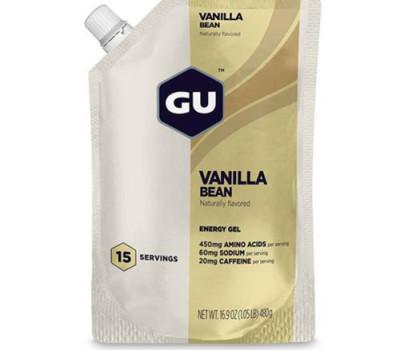 Gu Energy Gel - Vanilla Bean
