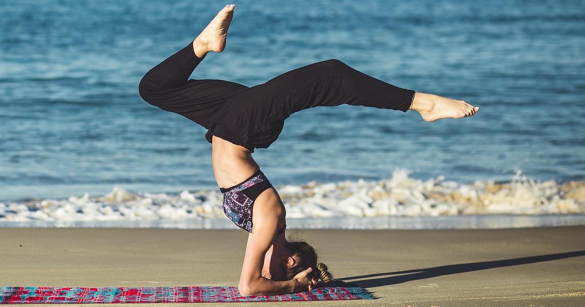 Por qué apuntarse a clases de yoga