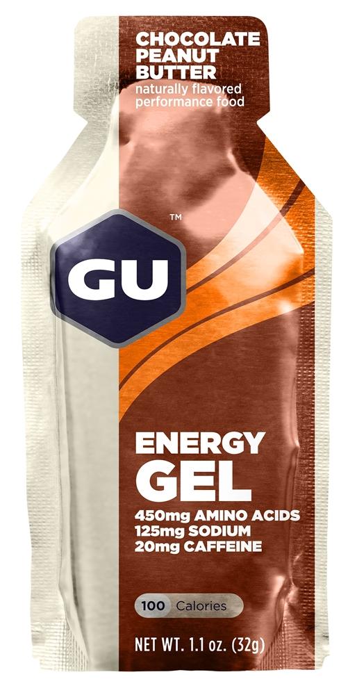 Gel Chocolate Peanut Butter - GU Energy Labs