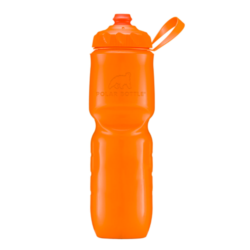 Insulated Zipstream – 24oz. – Tangerine
