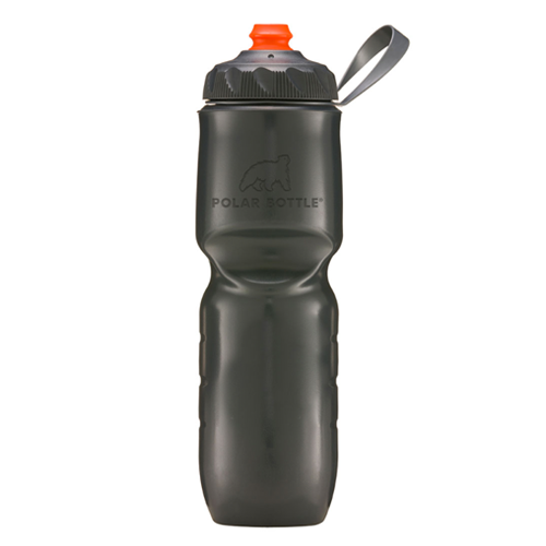 Insulated Zipstream – 24oz. – Charcoal