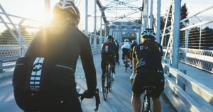 Cómo rodar en grupo sobre bicicleta