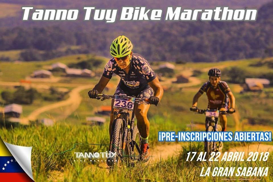 Tanno Tüy Epic - Bike Marathon