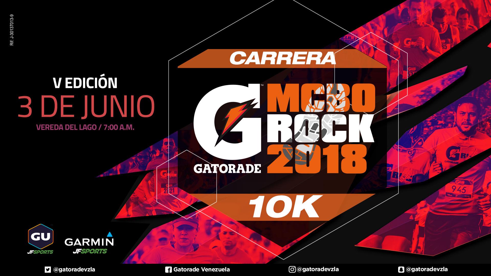V Gatorade Maracaibo Rock