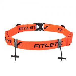 Fitletic_Race Belt_Naranja