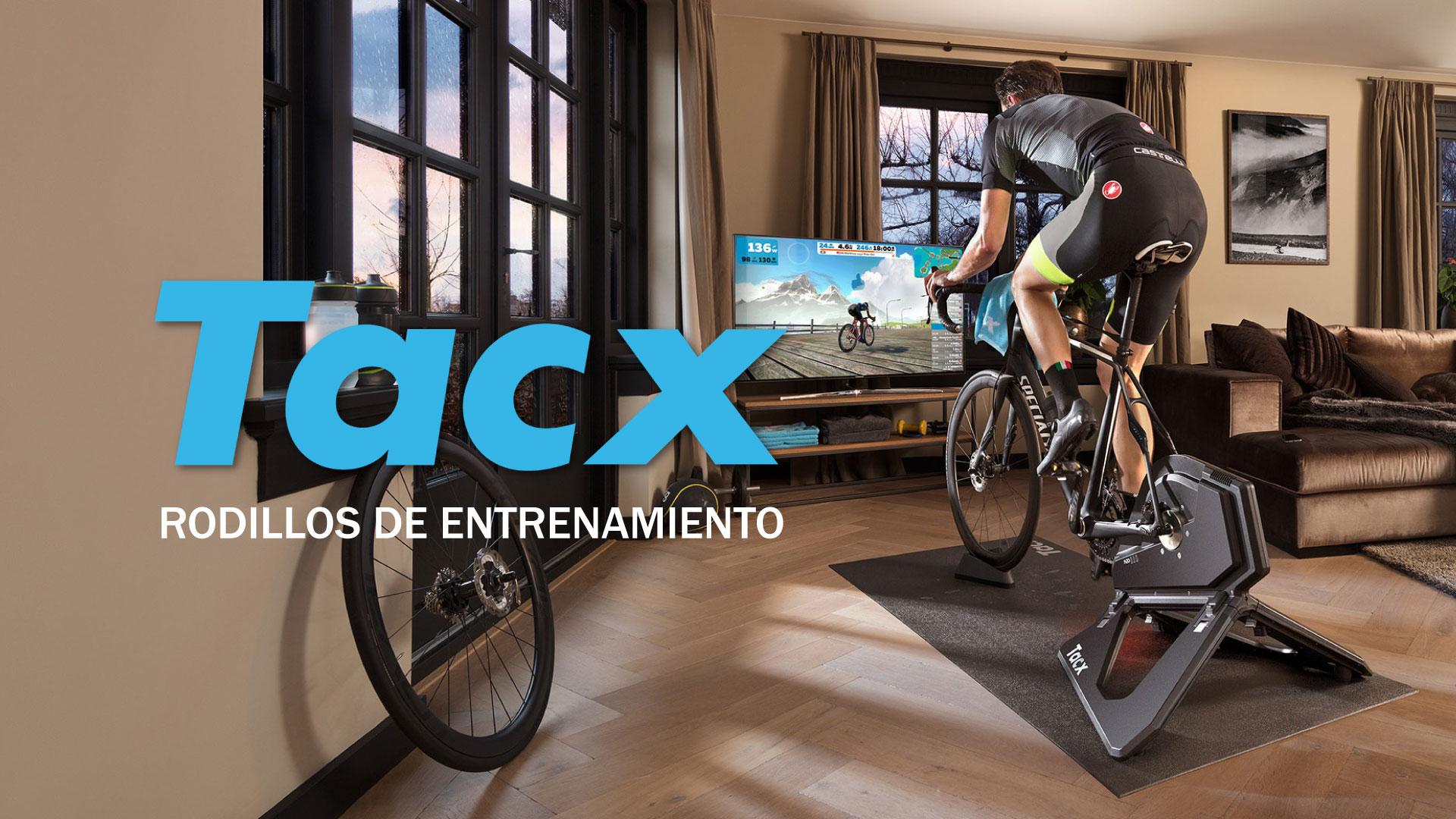 TACX | Rodillos de entrenamiento