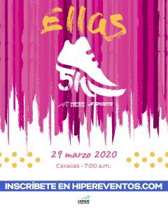 ELLAS 5K - 2da Edición @ Caracas