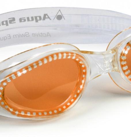 Lente KAIMAN (Transp-Vidrio Naranja) Aqua Sphere
