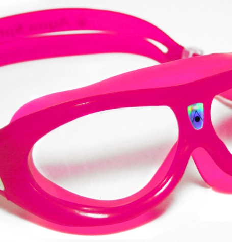 Lente SEAL Junior (Transp/Rosado) Aqua Sphere