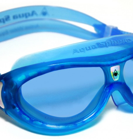 Lente Seal Junior (Azules) Aqua Sphere