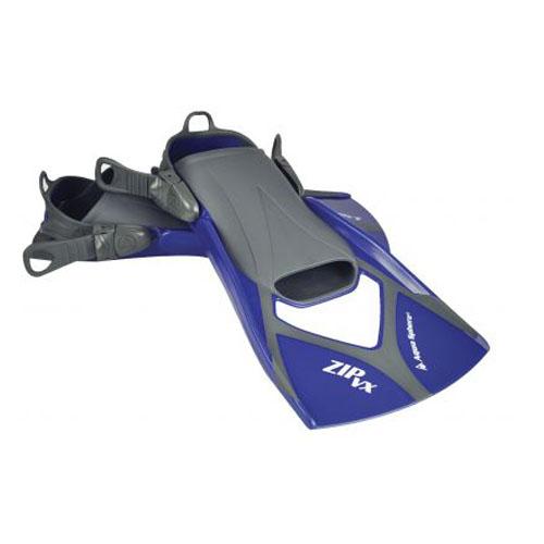Zip XV - Azules con Gris Aqua Sphere