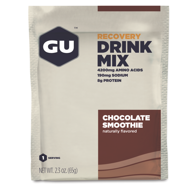 Gu Recovery Brew – Chocolate
