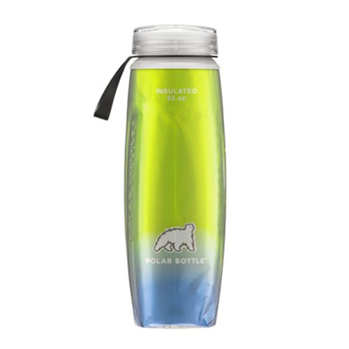 Ergo Aurora - Verde Polar Bottle