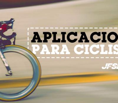 Aplicaciones Para Ciclistas