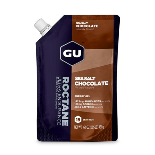 Gu Energy Gel Roctane – Sea Salt Chocolate