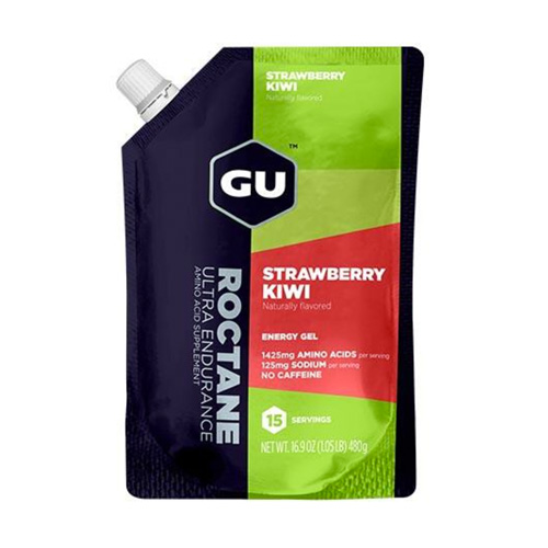 Gu Energy Gel Roctane – Strawberry Kiwi