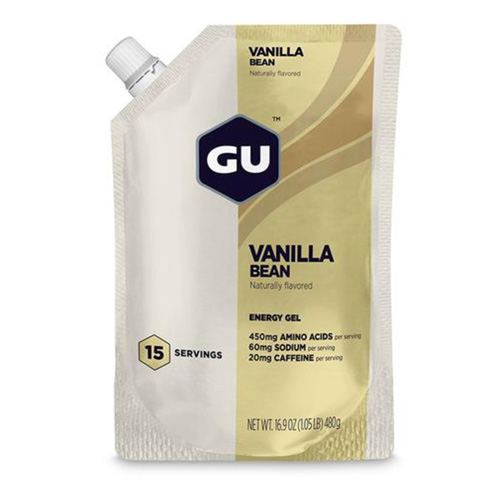 Gu Energy Gel – Vanilla Bean
