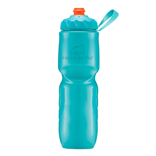 Insulated Zipstream – 24oz. – Aqua