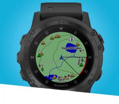 Nuevo reloj GPS tactix Charlie de Garmin