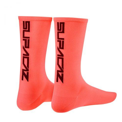 coral-black-supacaz-socks