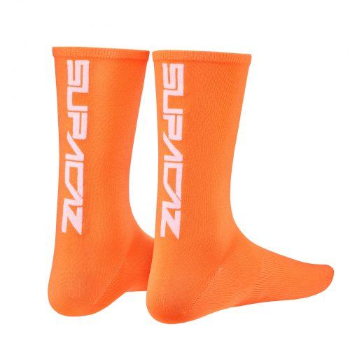 neon-orange-white-supacaz-socks