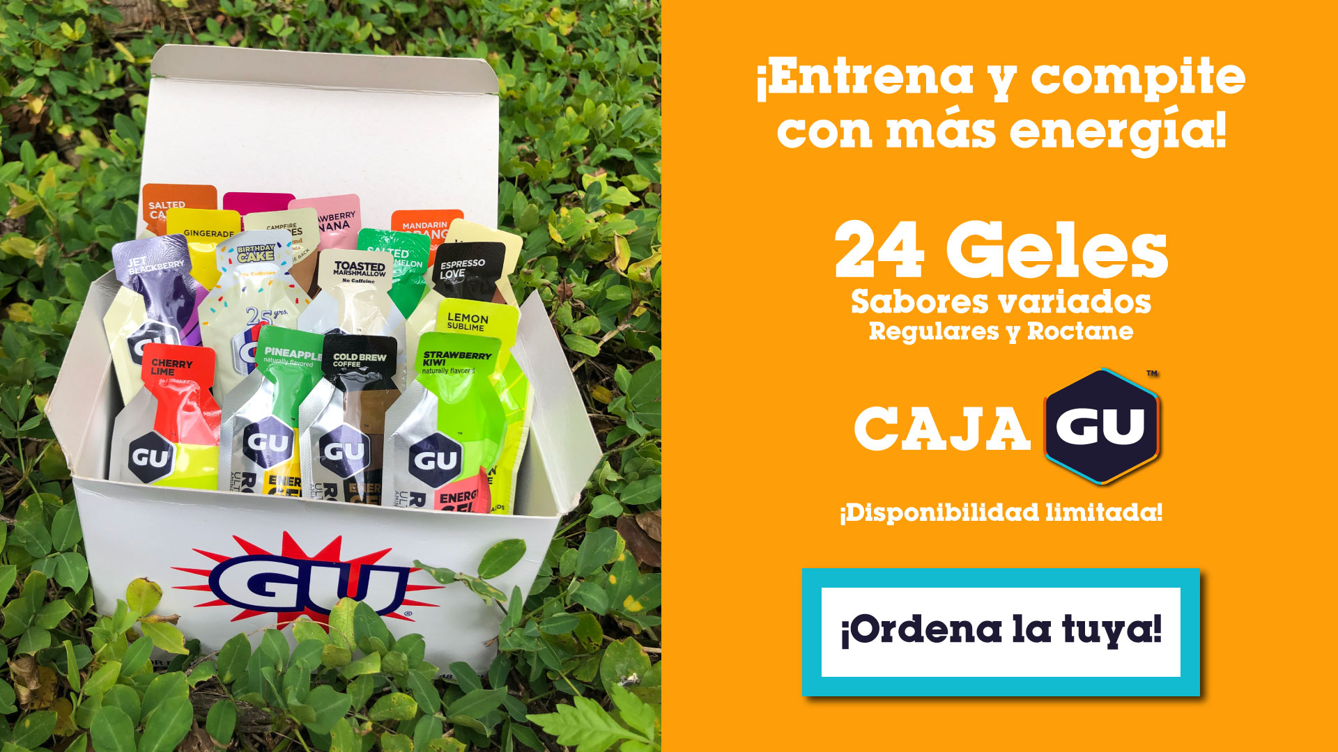 Caja GU - Edición Limitada: 24 Unidades
