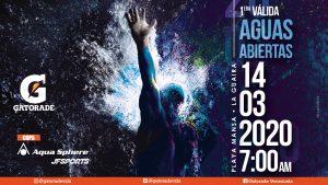 Válida Gatorade Aguas Abiertas - Copa AquaSphere JF Sports @ Playa Mansa