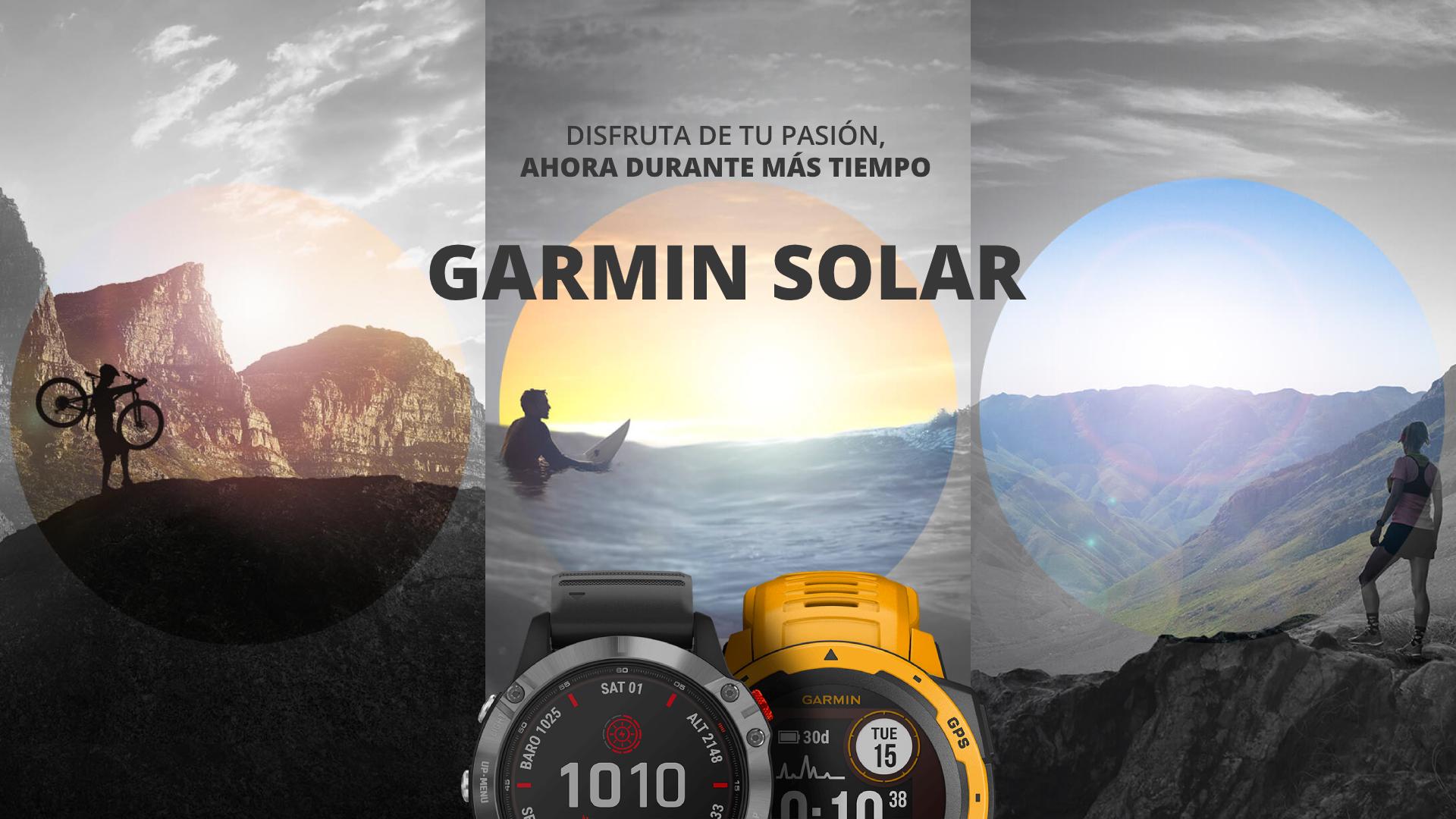 Garmin Solar