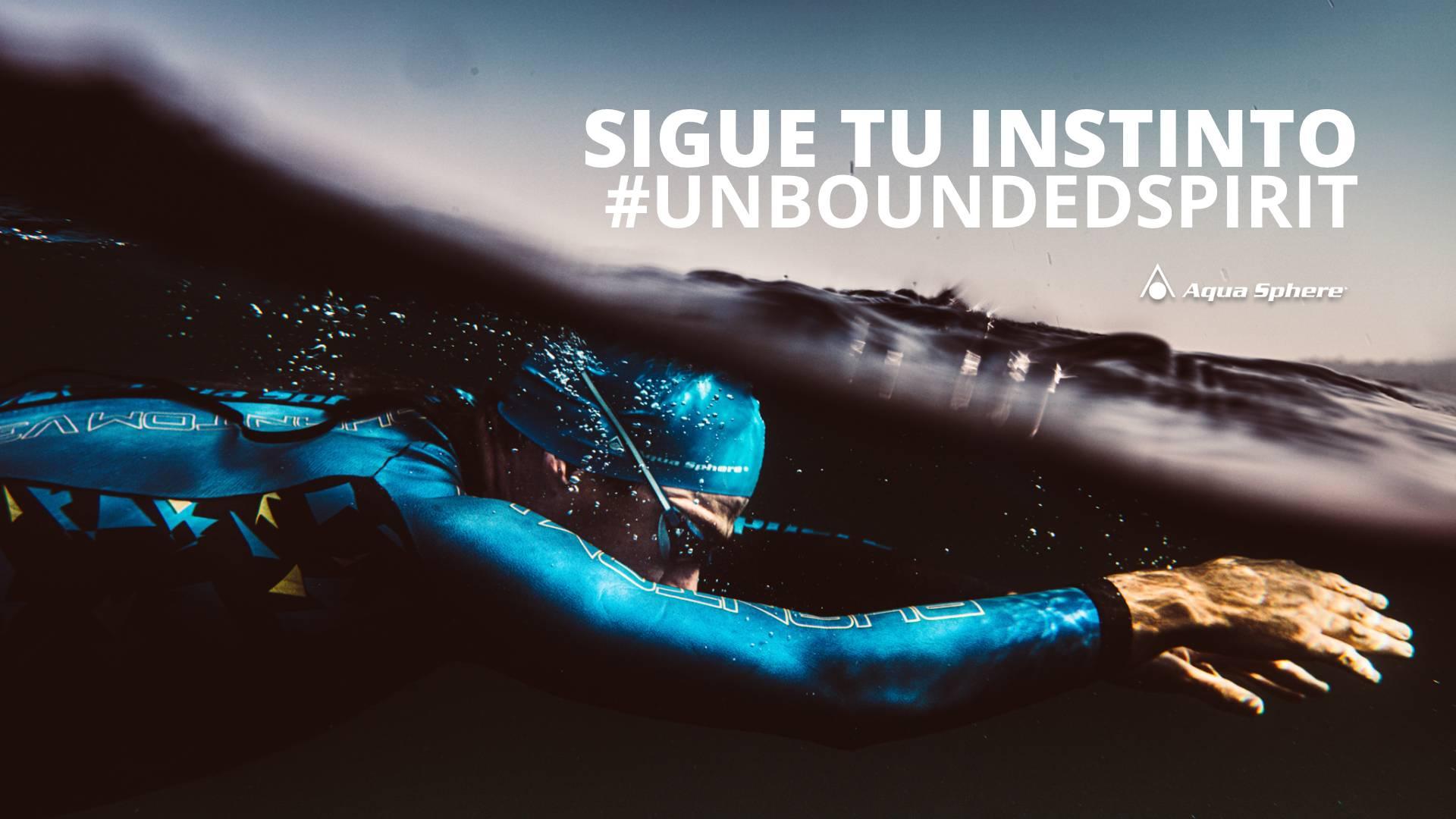 Aqua Sphere   Sigue tu instinto - Unbounded Spirit